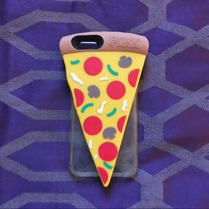 Victoria Secret Pizza IPhone Case
